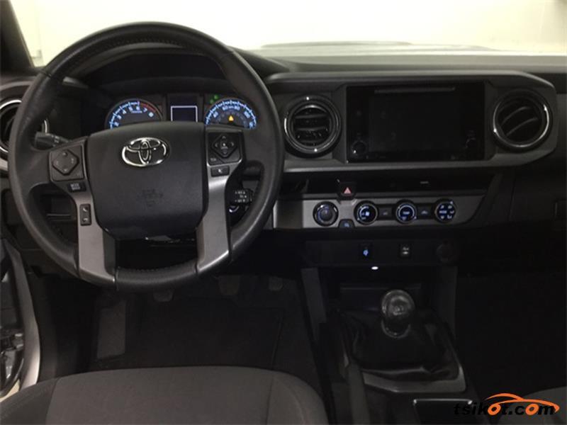 Toyota Tacoma 2015 - 5