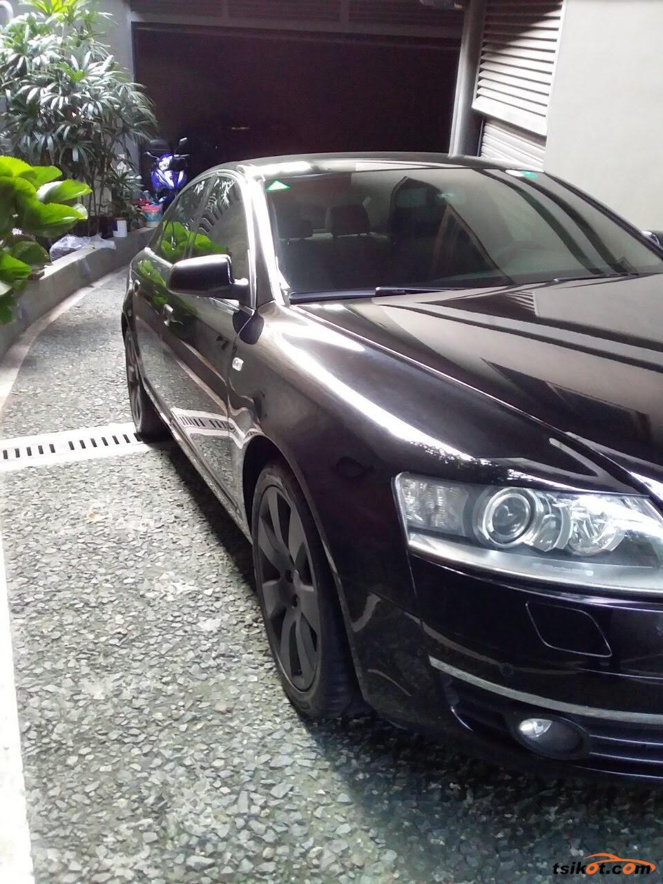 Audi A6 2008 - 2