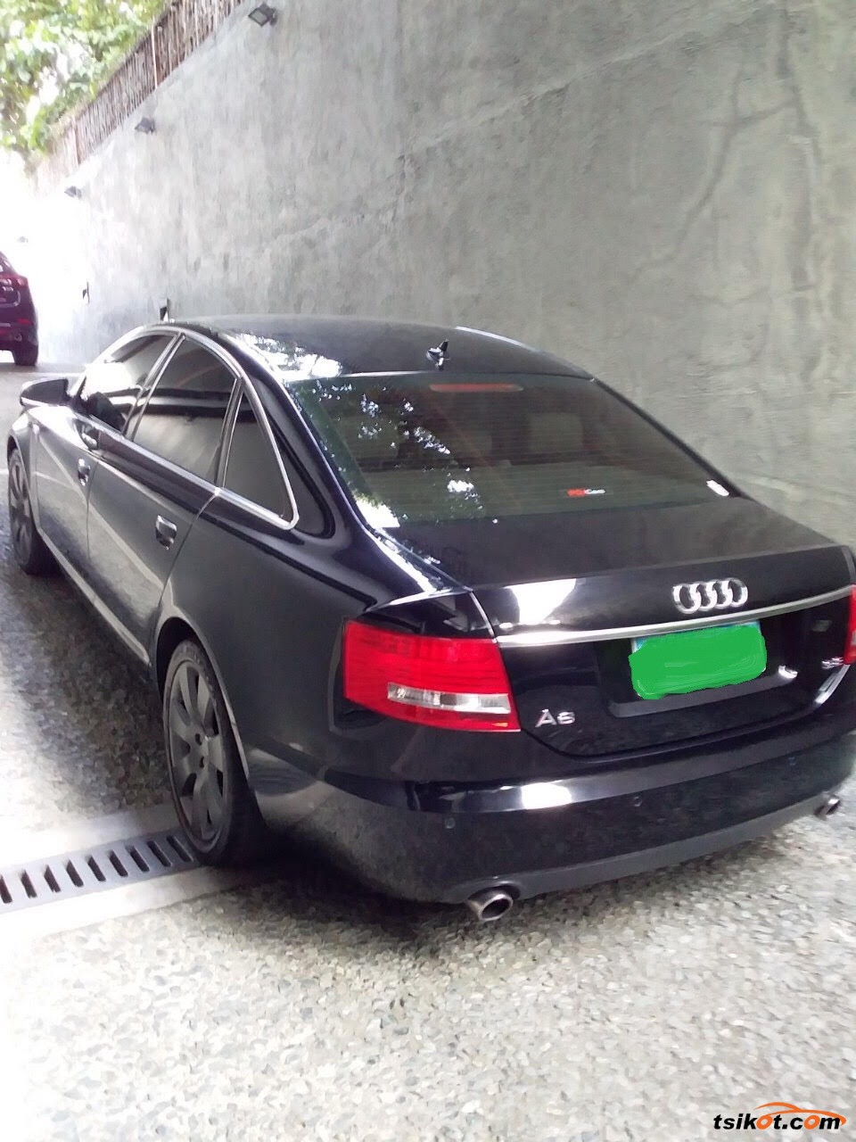 Audi A6 2008 - 4