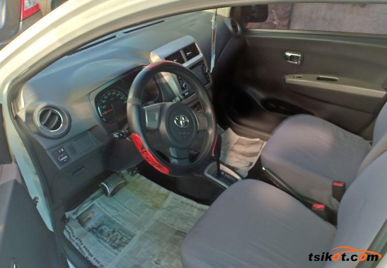 Toyota Wigo 2016 - 3