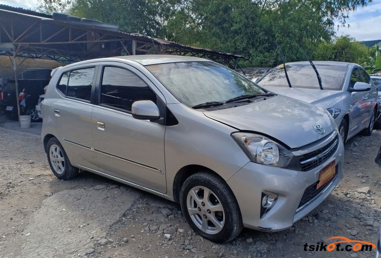 Toyota Wigo 2016 - 1