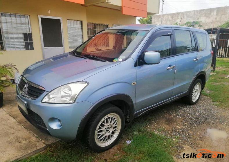 Mitsubishi Fuzion 2008 - 1