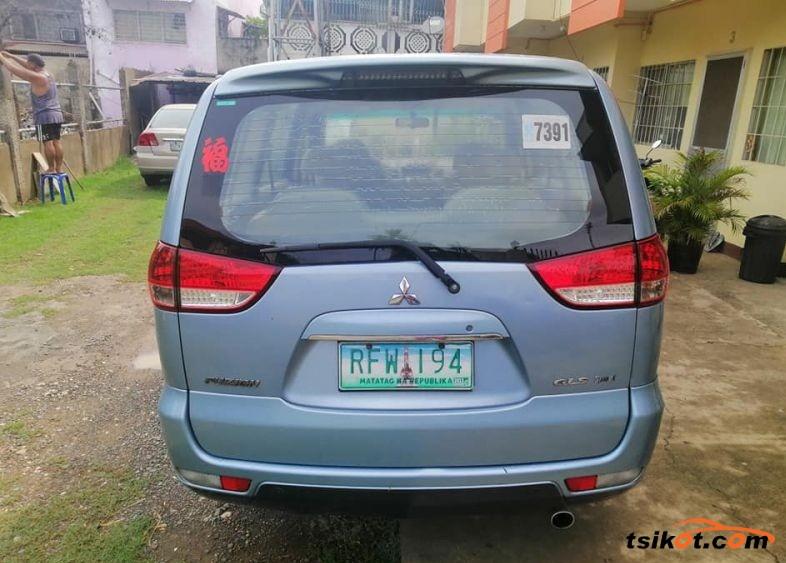 Mitsubishi Fuzion 2008 - 2