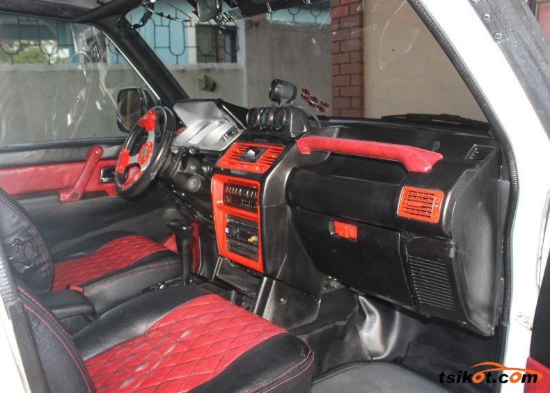 Mitsubishi Pajero 2006 - 2