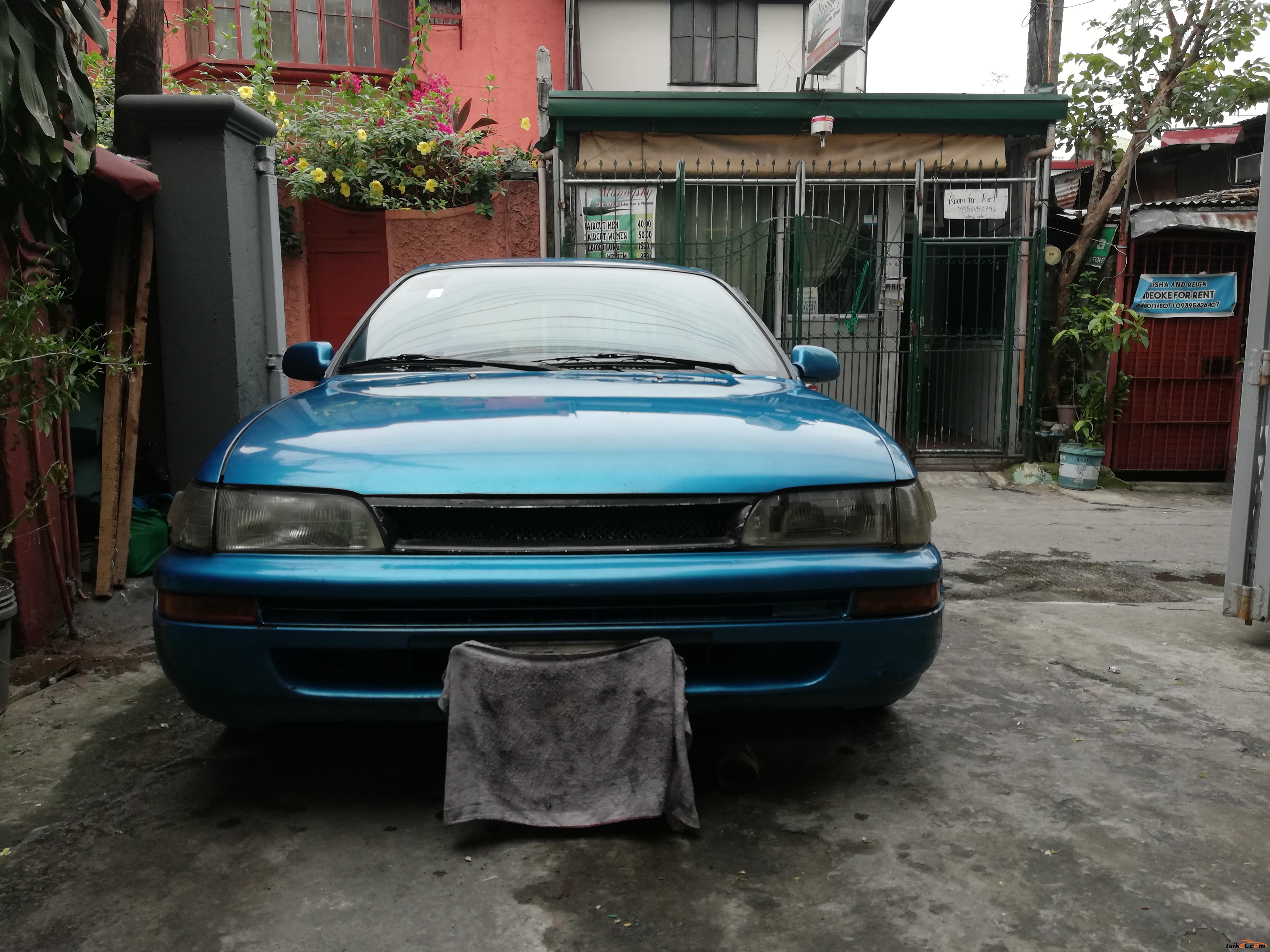 Toyota Corolla 1995 - 3