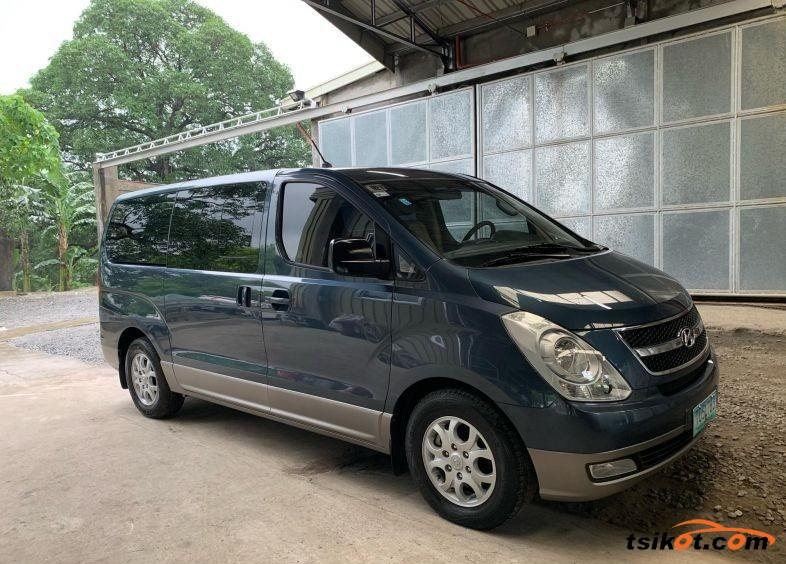Hyundai Starex 2012 - 1