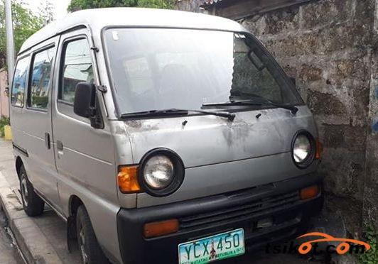 Suzuki Multi-Cab 2005 - 1