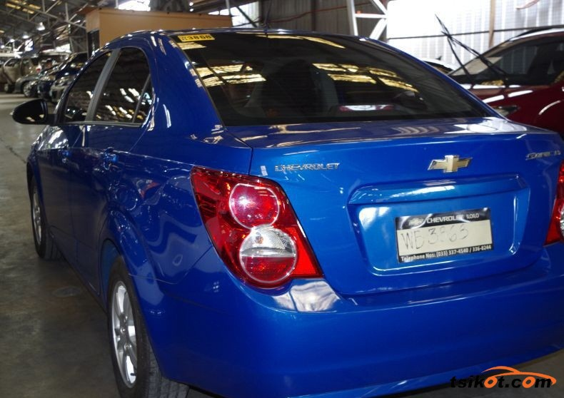 Chevrolet Sonic 2014 - 2