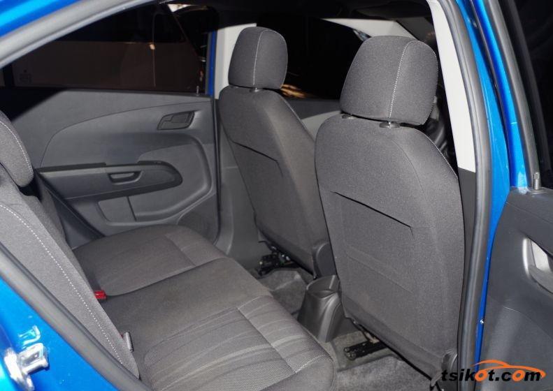 Chevrolet Sonic 2014 - 3