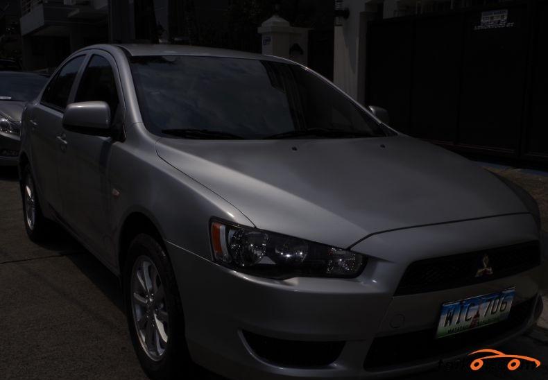Mitsubishi Lancer 2013 - 1