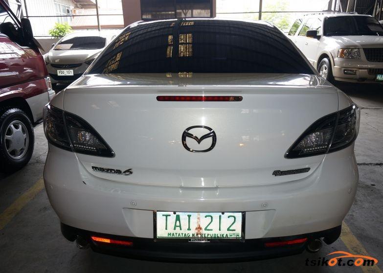 Mazda Mazda6 2014 - 2