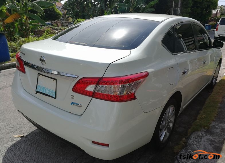 Nissan Sylphy 2015 - 2