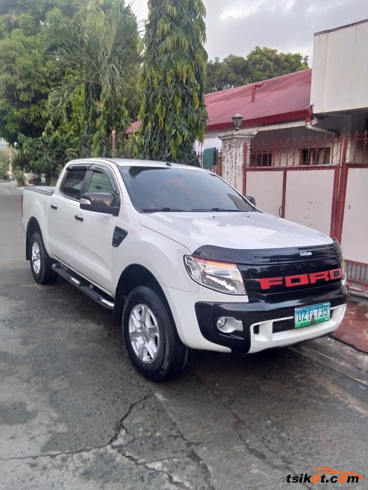 Ford Ranger 2013 - 10