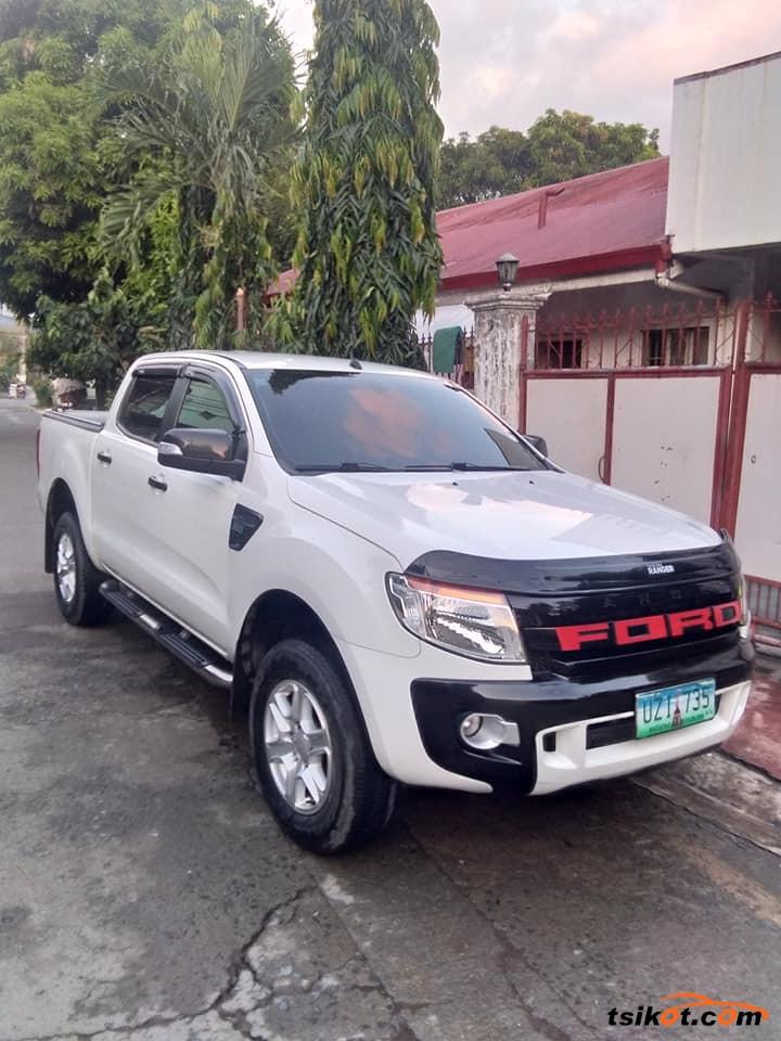 Ford Ranger 2013 - 3
