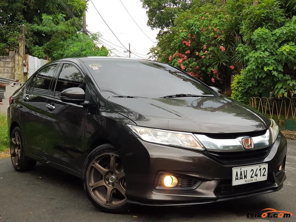 Honda City 2014 - 2