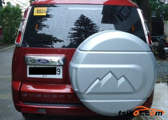 Ford Everest 2014 - 2