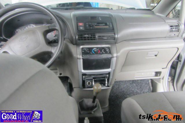Nissan Serena 2003 - 1
