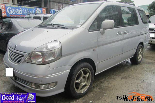 Nissan Serena 2003 - 4