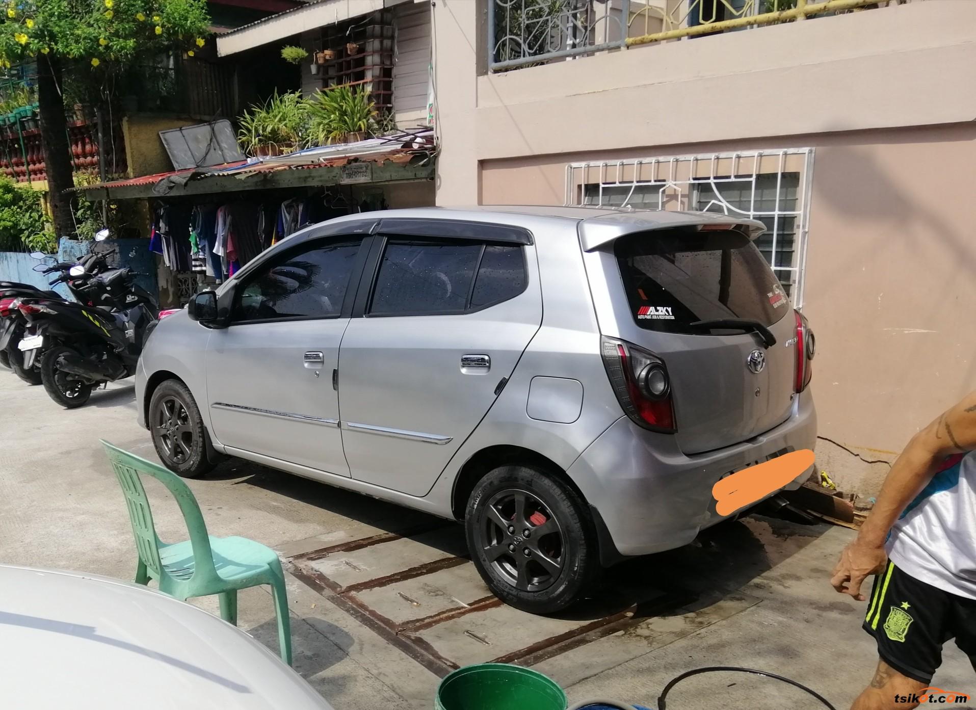 Toyota Wigo 2015 - 1