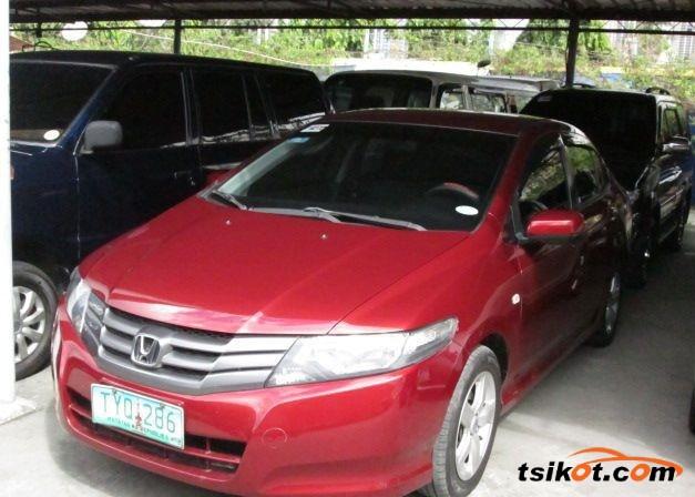 Honda City 2011 - 1