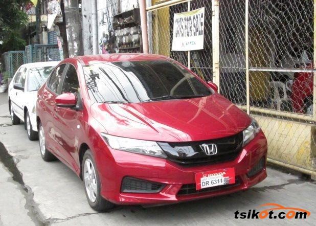 Honda City 2015 - 1