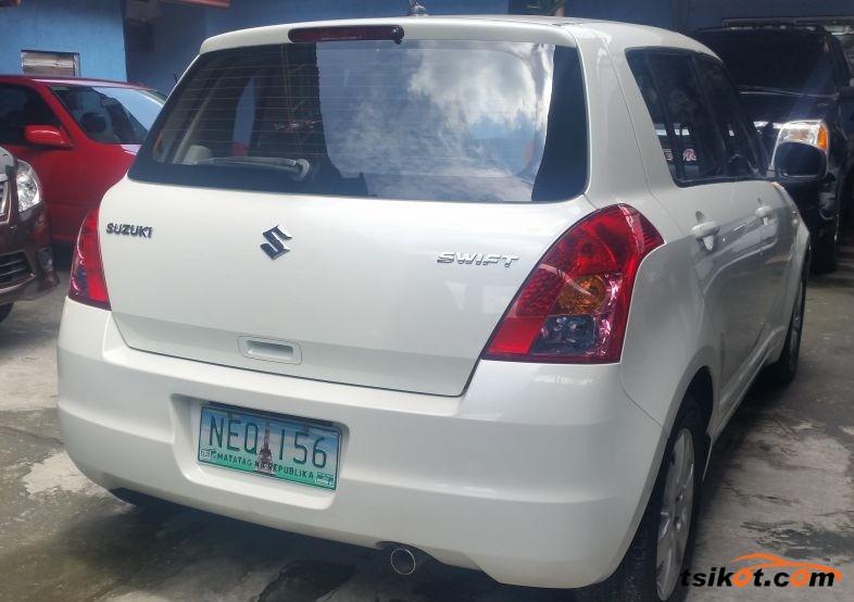 Suzuki Swift 2009 - 2