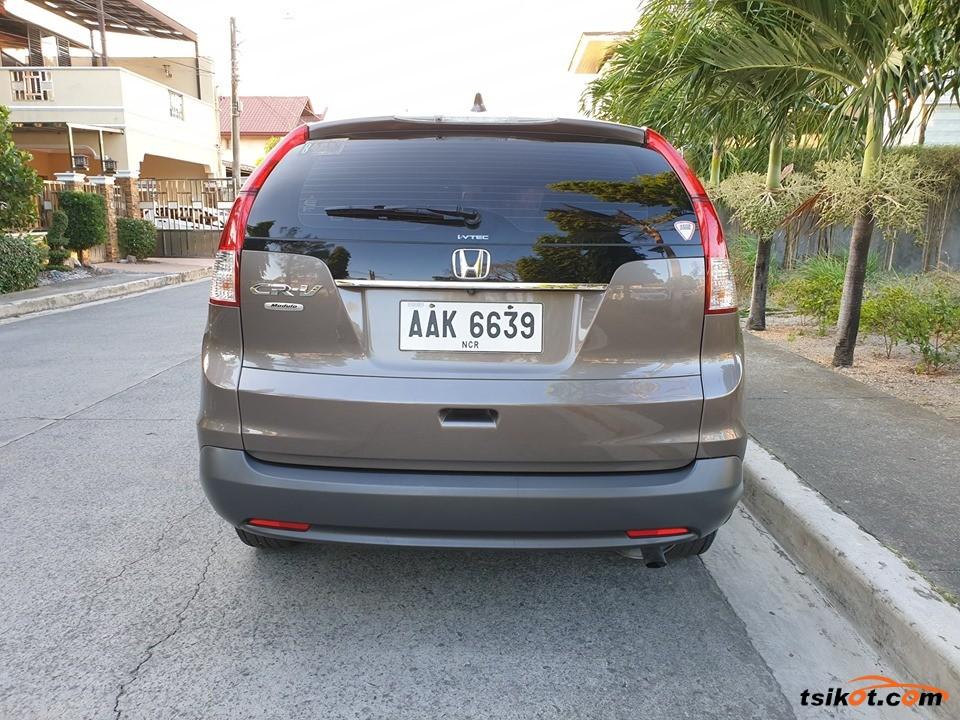Honda Cr-V 2014 - 3