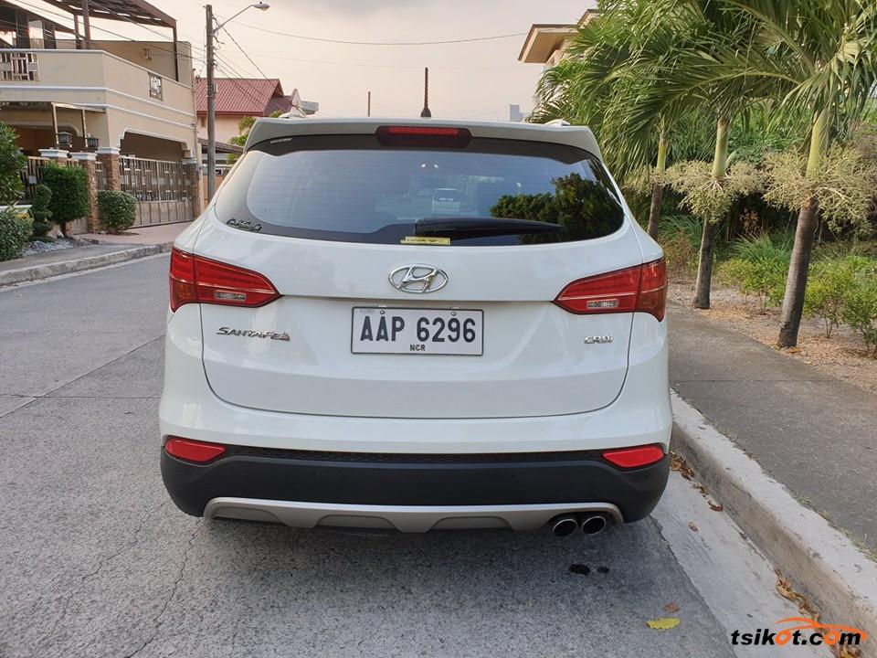 Hyundai Santa Fe 2014 - 3