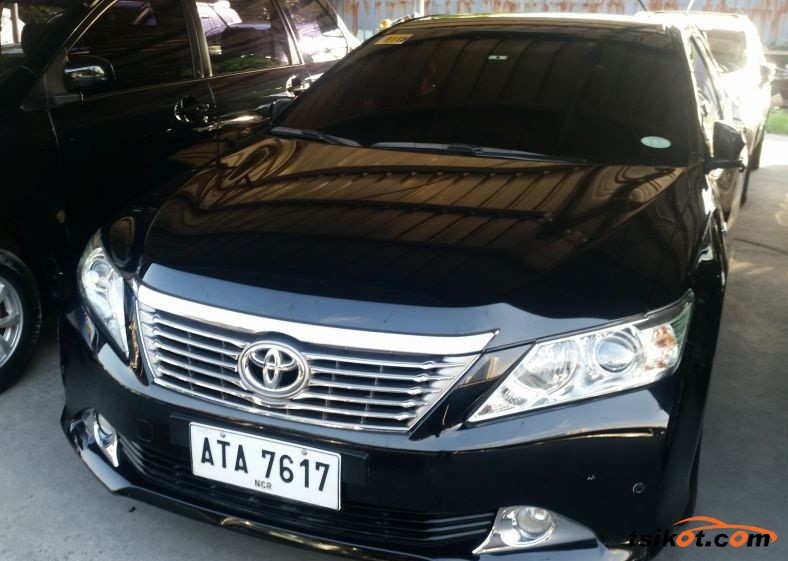 Toyota Camry 2014 - 1