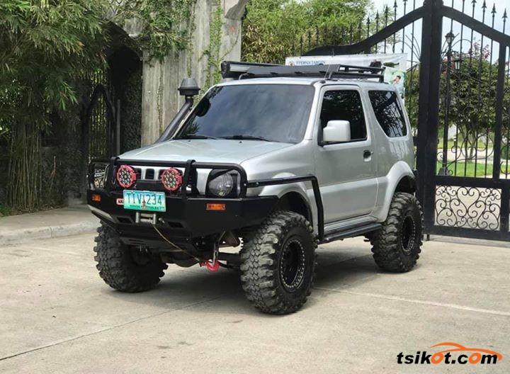Suzuki Jimny 2012 - 1