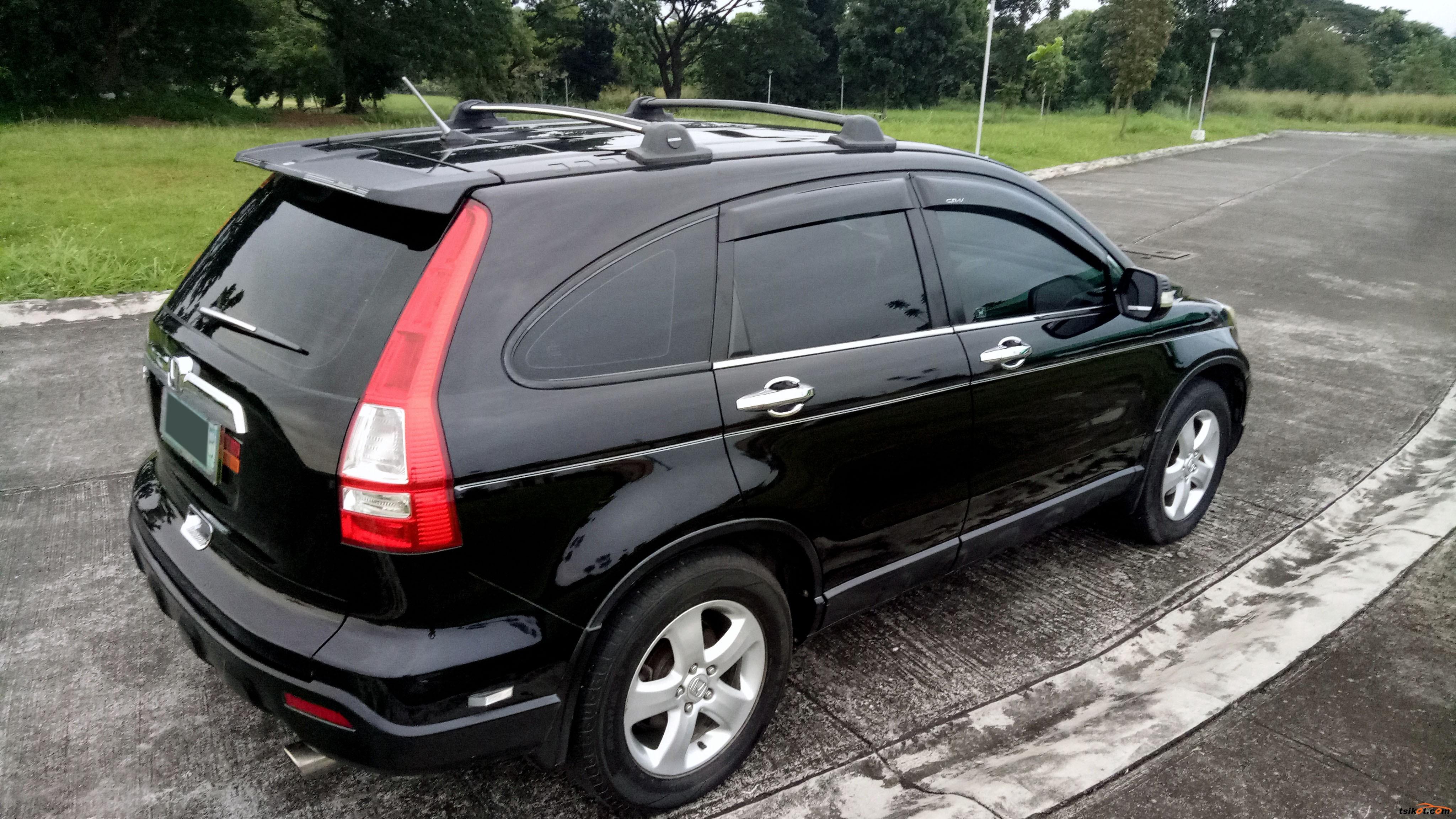 Honda Cr-V 2008 - Car for Sale Central Luzon