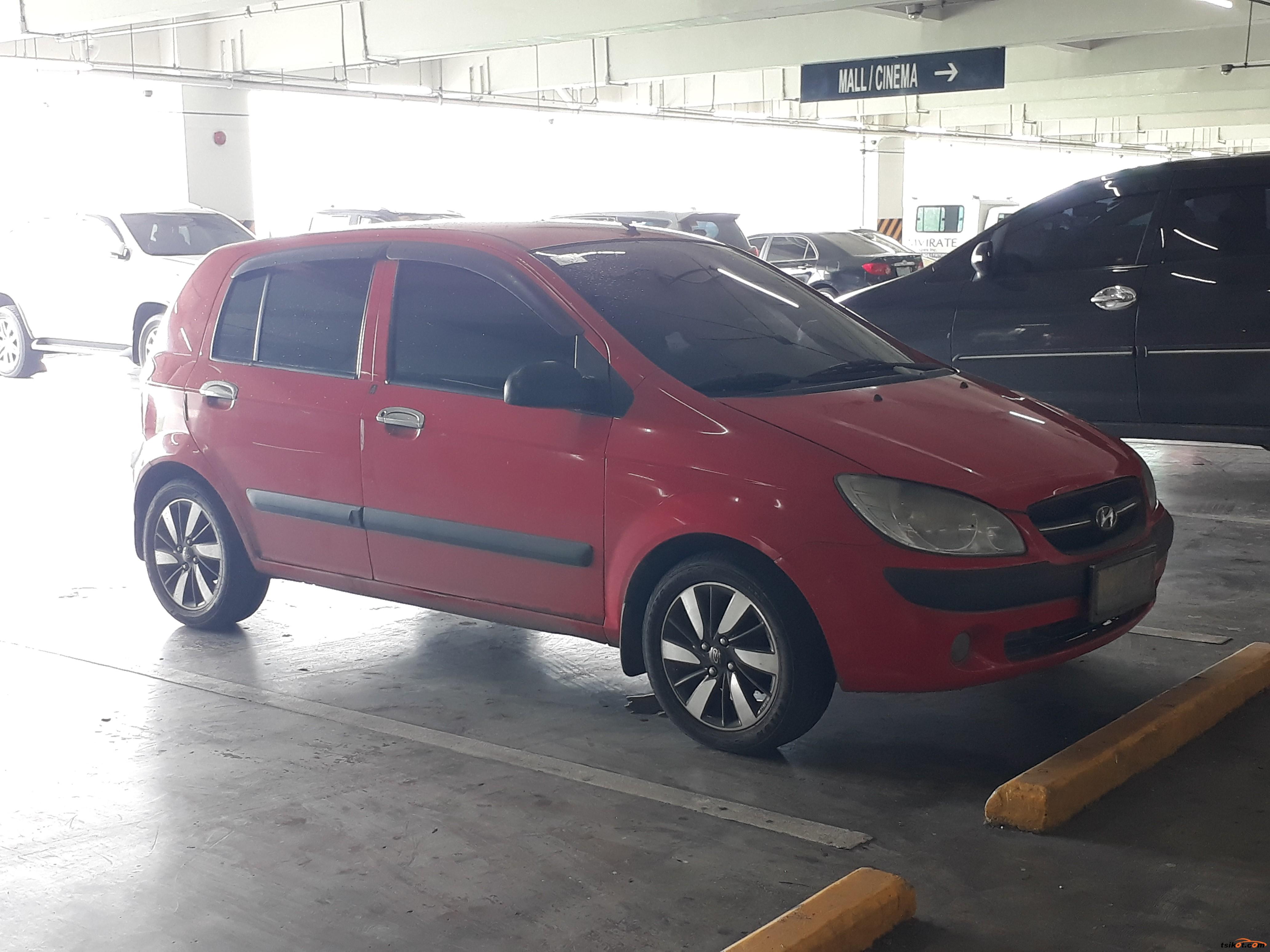Hyundai Getz 2009 - 3