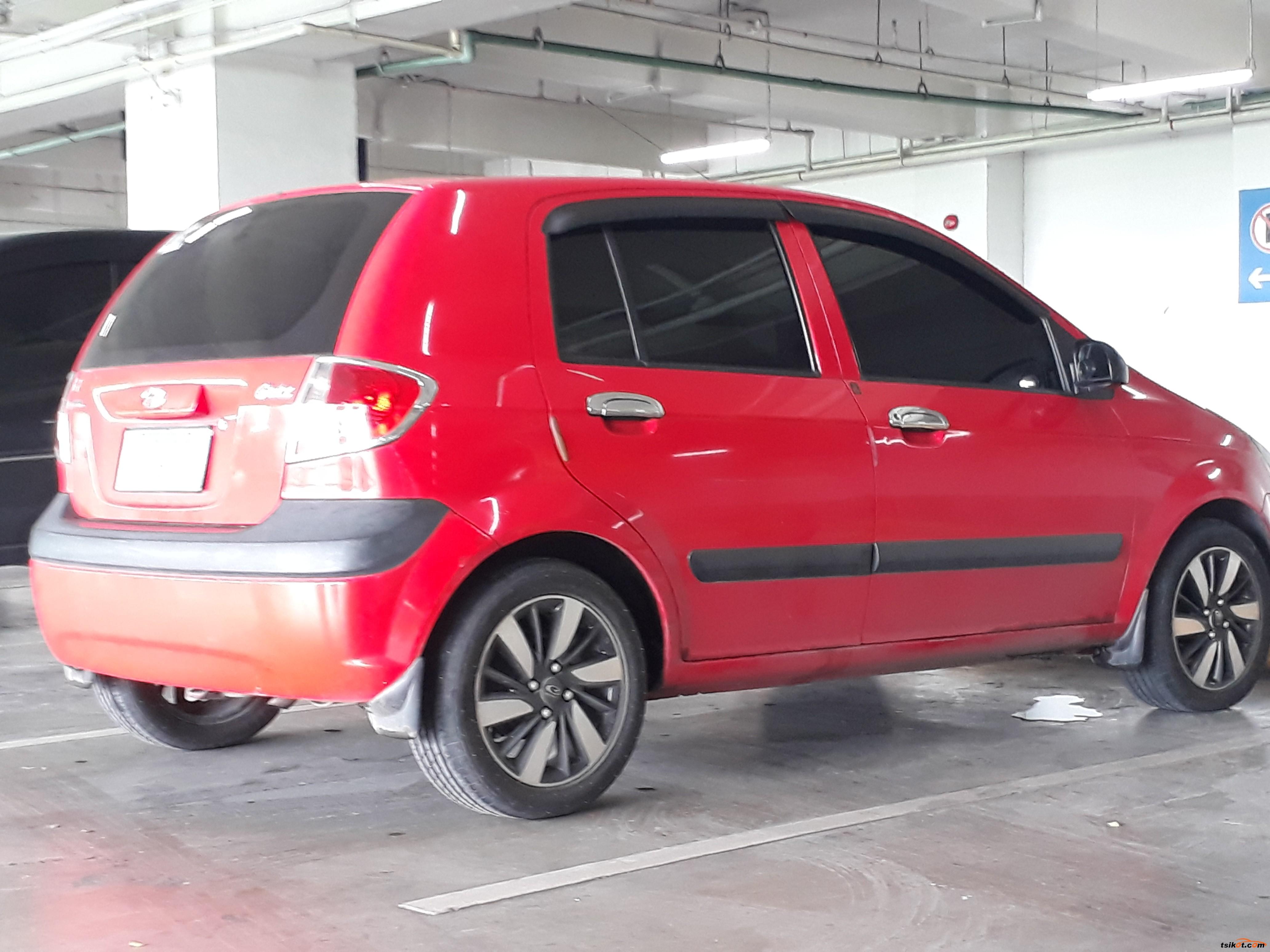 Hyundai Getz 2009 - 4