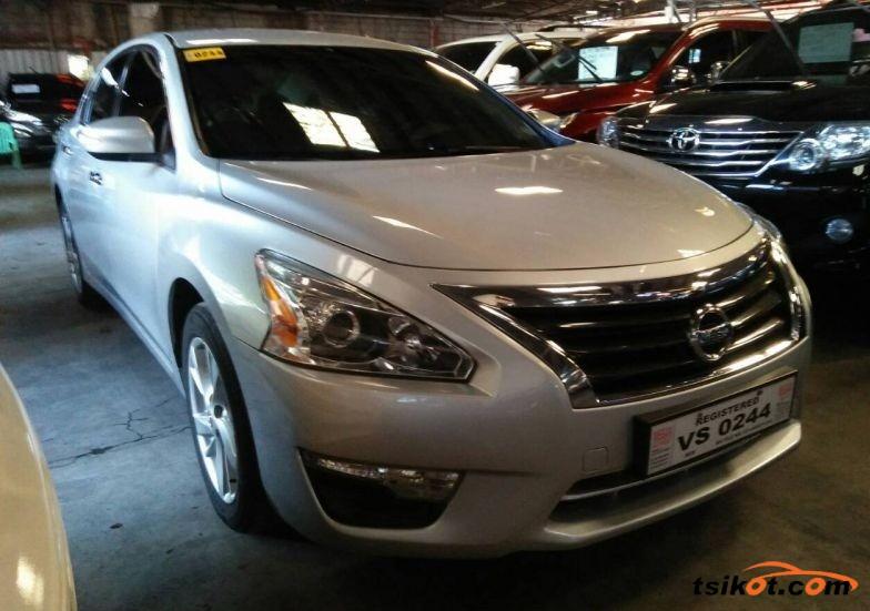 Nissan Altima 2014 - 1