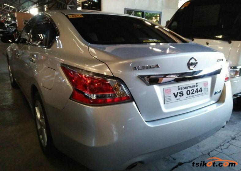 Nissan Altima 2014 - 2