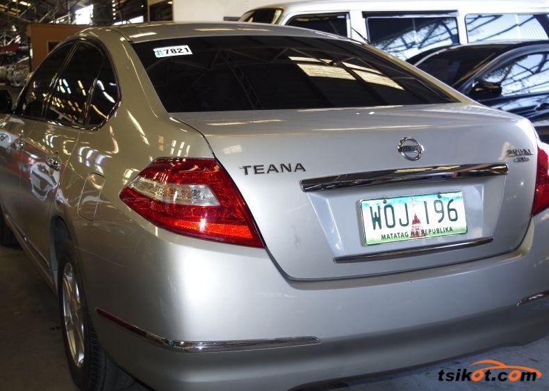 Nissan Teana 2013 - 2