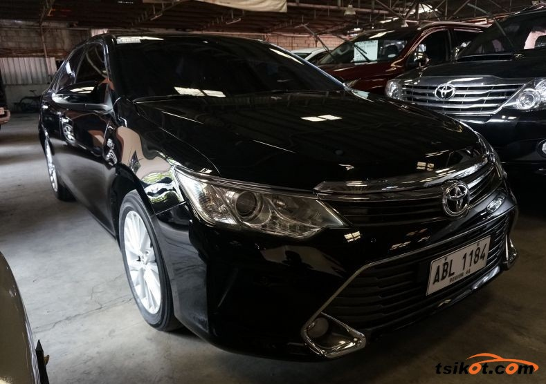 Toyota Camry 2015 - 1