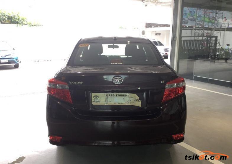 Toyota Vios 2018 - 2