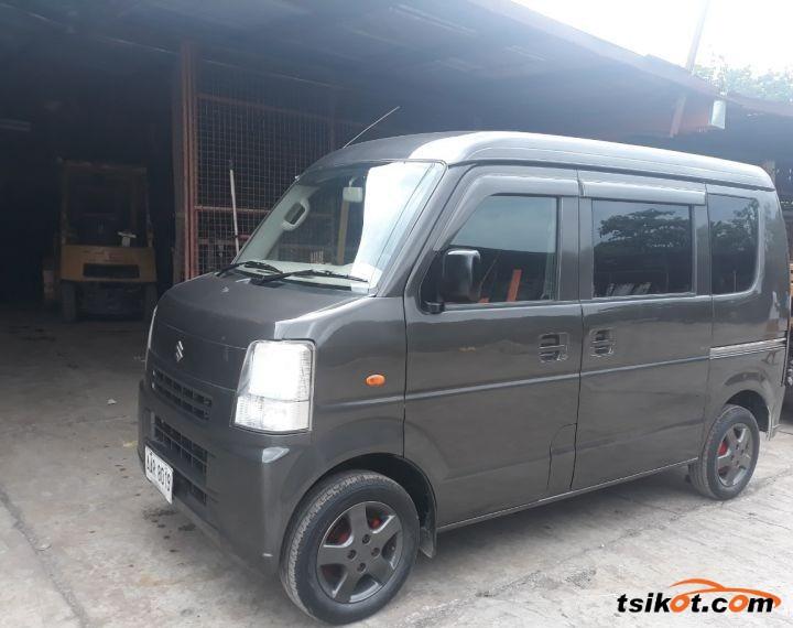 Suzuki Multi-Cab 2002 - 1