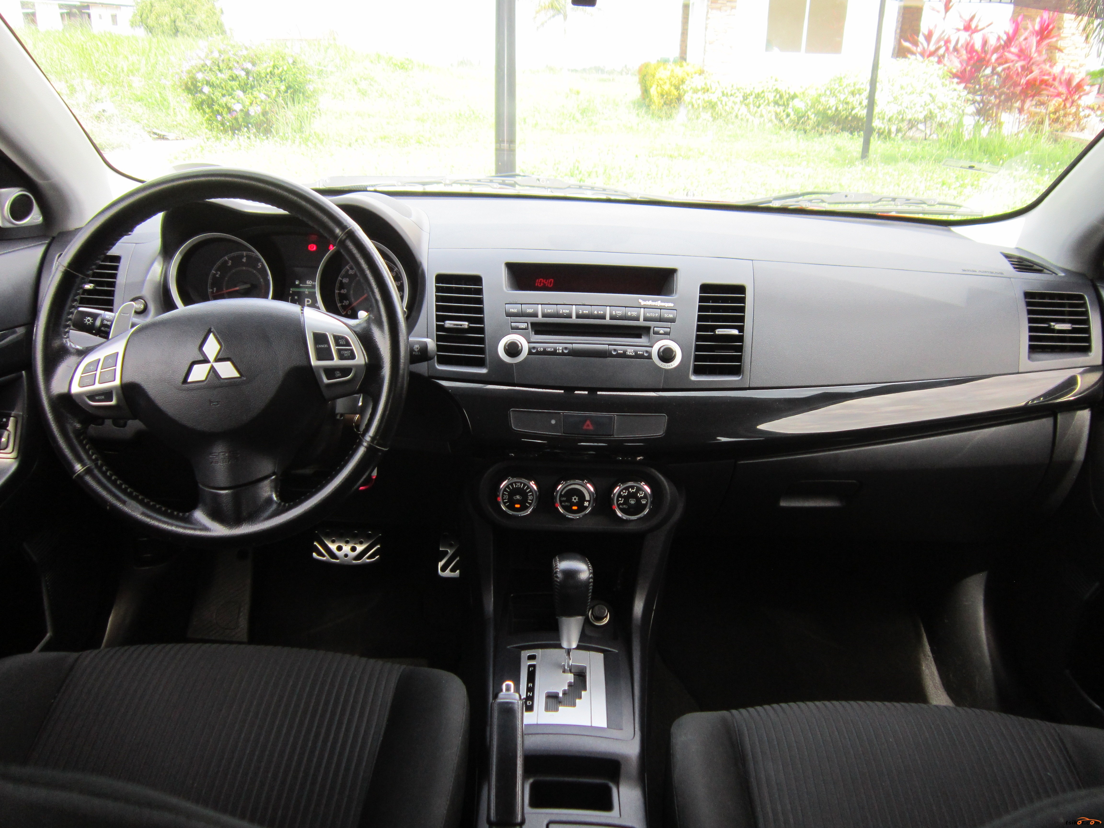 Mitsubishi Lancer 2014 - 10