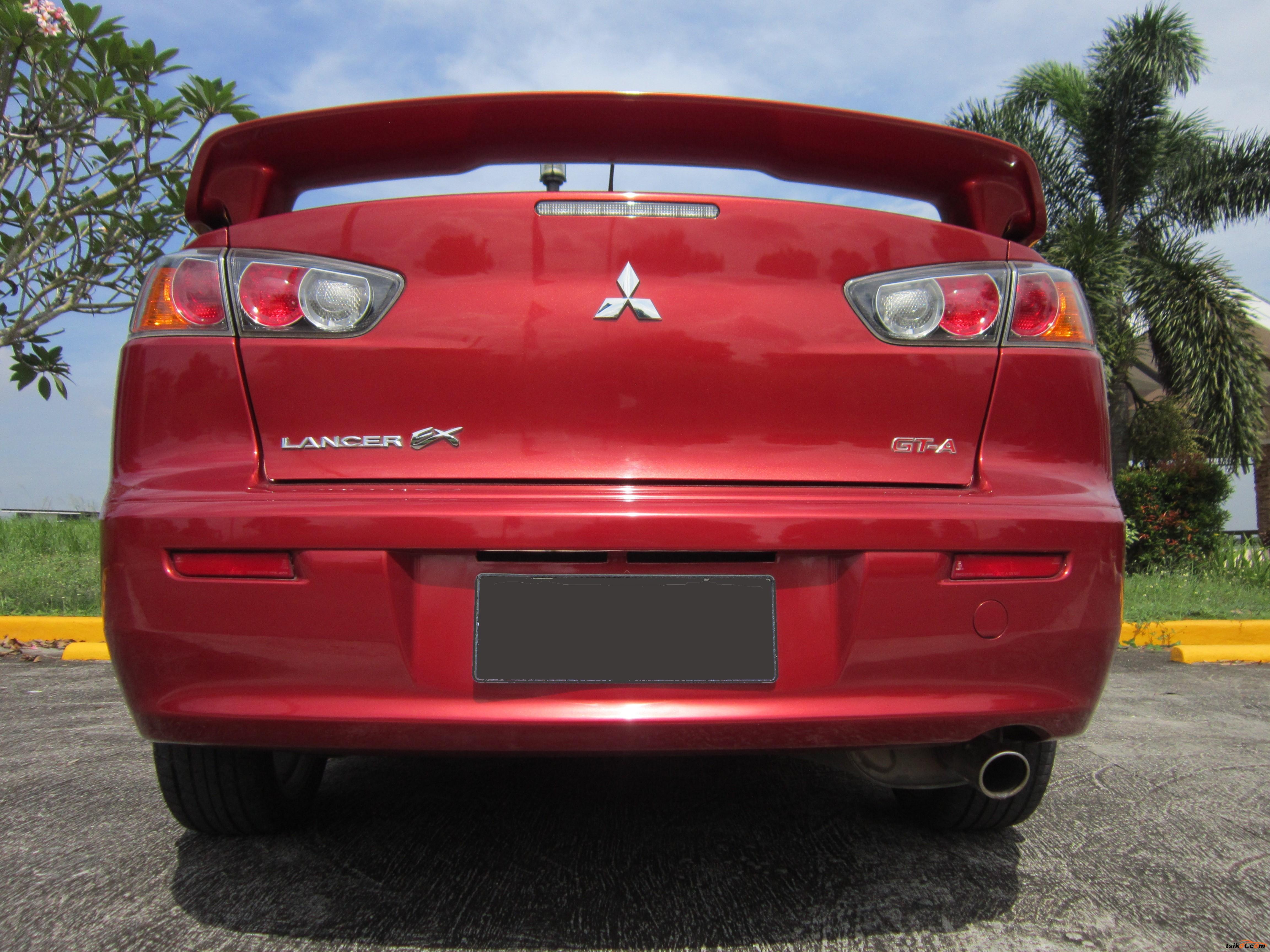 Mitsubishi Lancer 2014 - 7