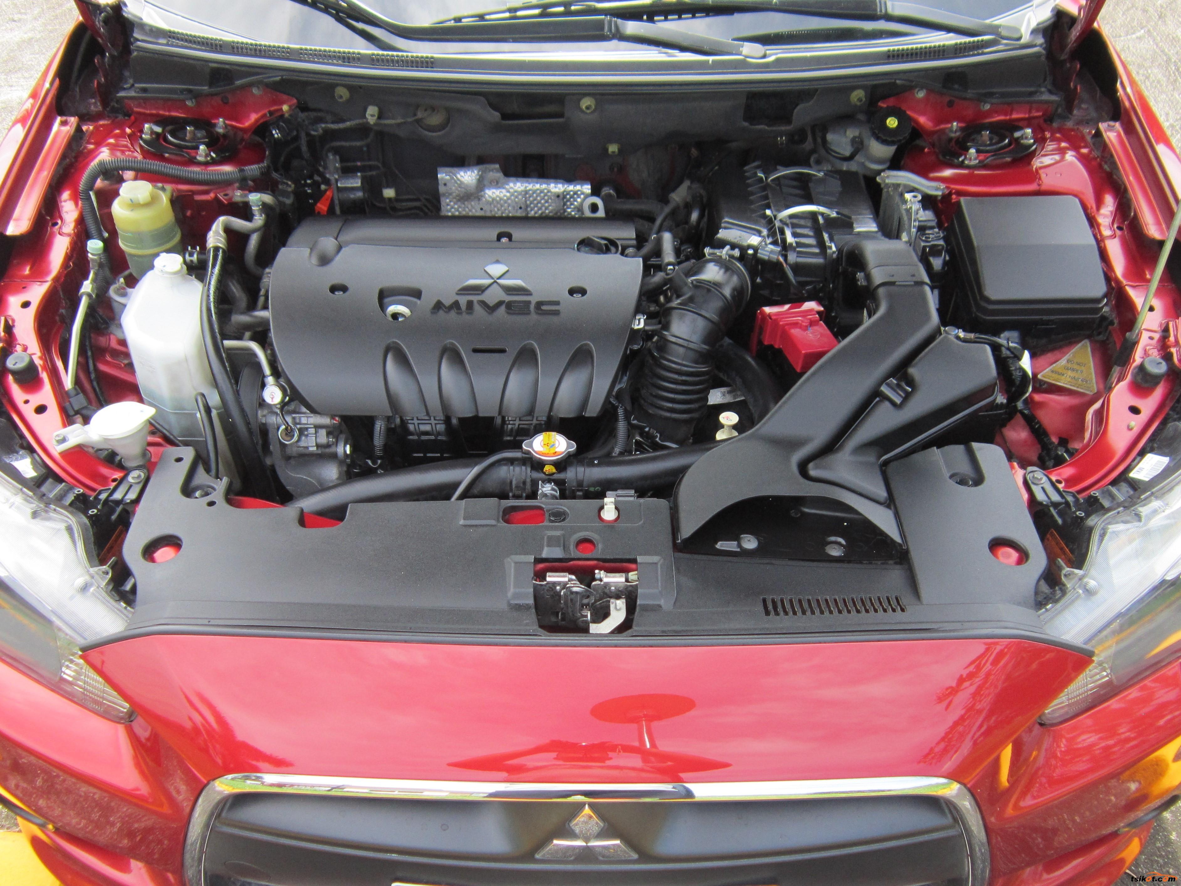 Mitsubishi Lancer 2014 - 9