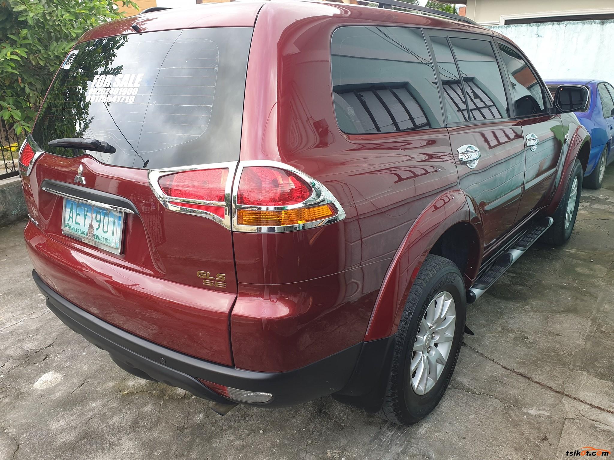 Mitsubishi Montero 2011 - 9