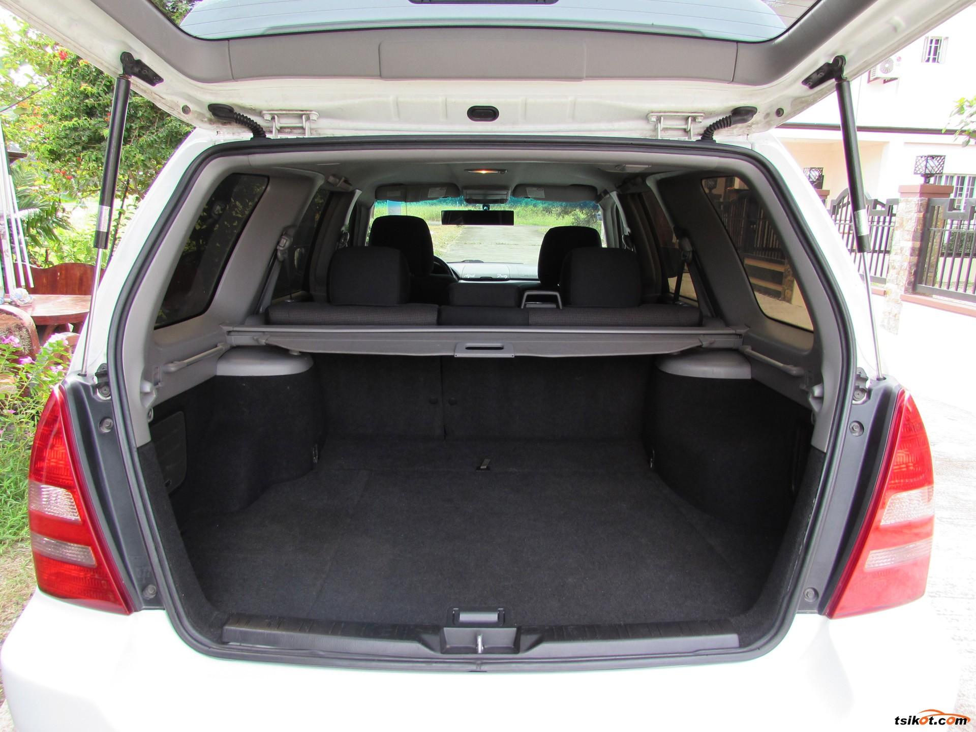 Subaru Forester 2007 - 7