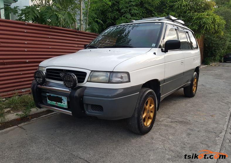 Mazda Mpv 1999 - 1