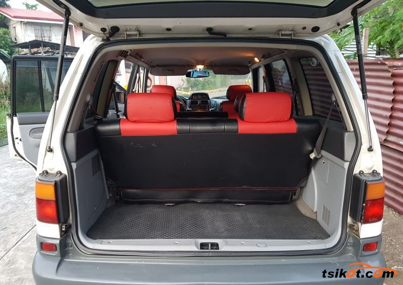 Mazda Mpv 1999 - 3