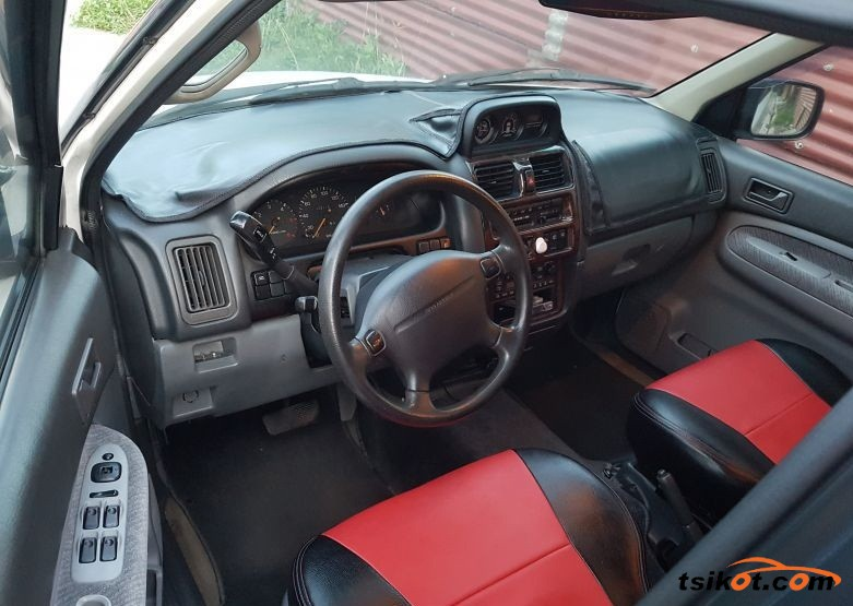Mazda Mpv 1999 - 4