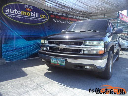 Chevrolet Tahoe 2002 - 1