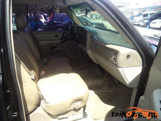 Chevrolet Tahoe 2002 - 3