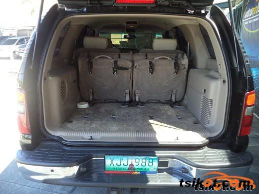 Chevrolet Tahoe 2002 - 5